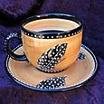 Cup And Saucer XL