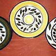 Olive Dinner Plates